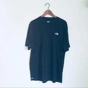The North Face black T-shirt size L